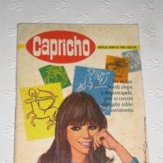 CAPRICHO - EN BUSCA DE UNA PRINCESA -Nº209 - 1967. NOVELAS GRAFICAS PARA ADULTOS - ED. BRUGUERA