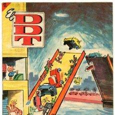 Tebeos: EL DDT - Nº 646 - ED. BRUGUERA - 1963. Lote 36645452