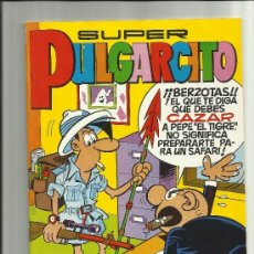 Tebeos: SUPER PULGARCITO Nº 22. Lote 36677648