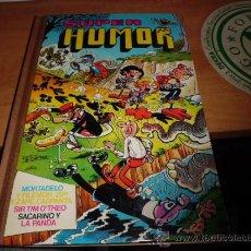 Tebeos: LIBRO SUPER HUMOR Nº XXVI 2ª EDICION 1979. Lote 36715393