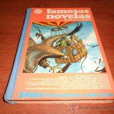 Tebeos: FAMOSAS NOVELAS BRUGUERA TOMO Nº 5. Lote 36799913