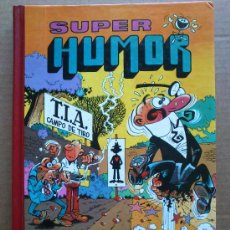 Tebeos: SUPER HUMOR LI ( 51) EDITORIAL BRUGUERA 1985. Lote 36798524