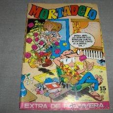 Tebeos: MORTADELO EXTRA PRIMAVERA 1971 CON CORSARIO DE HIERRO Y MICHEL TANGUY. BRUGUERA 15 PTS. .. Lote 36810404