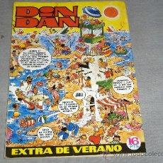 Tebeos: DIN DAN VERANO 1971. BRUGUERA 16 PTS. BUEN ESTADO.. Lote 36811196