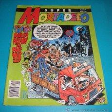 Tebeos: SUPER MORTADELO Nº 119, DOSIER REGALOS DE REYES. Lote 287169873