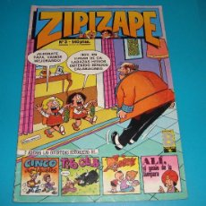 Tebeos: ZIPI ZAPE Nº 3, EDICIONES B GRUPO Z. Lote 36890729