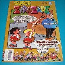 Tebeos: SUPER ZIPI ZAPE Nº 138 EDICIONES B GRUPO Z. Lote 36891873