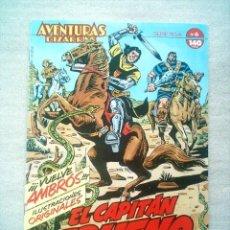 Tebeos: CAPITAN TRUENO Nº 6 AVENTURAS BIZARRAS / FORUM PLANETA 1987. Lote 36943913