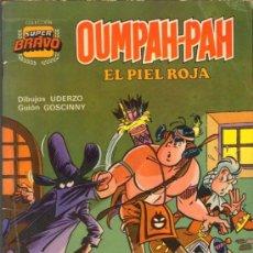 Tebeos: TEBEOS-COMICS GOYO - OUMPAH PAH EL PIEL ROJA - Nº 4 - UDERZO - 1ª EDICION -ASTERIX - *CC99. Lote 36949941