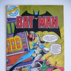 Tebeos: ALBUM BAT MAN. SUPER- ACCION. Nº 7. 35 PTAS. AÑO 1979.. Lote 36950470