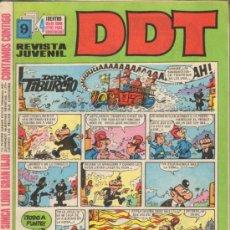 Tebeos: TEBEOS-COMICS GOYO - DDT - Nº 79 - BRUGUERA - 3ª EPOCA - *AA99. Lote 36960176