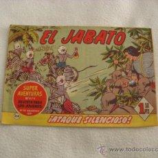 Tebeos: EL JABATO Nº 214, EDITORIAL BRUGUERA. Lote 37021544