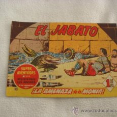 Tebeos: EL JABATO Nº 89, EDITORIAL BRUGUERA. Lote 37021558