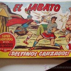 Tebeos: Nº86 DESTINOS CRUZADOS-ORIGINAL 1960. Lote 36989163