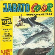 Tebeos: JABATO COLOR ALBUM EXTRA SEGUNDA EPOCA Nº 26. Lote 37013873