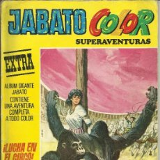Tebeos: JABATO COLOR ALBUM EXTRA SEGUNDA EPOCA Nº 30. Lote 37013921