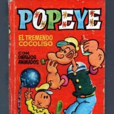 Tebeos: TELE INFANCIA Nº 4 POPEYE EL TREMENDO COCOLISO (TELEINFANCIA). Lote 37130156