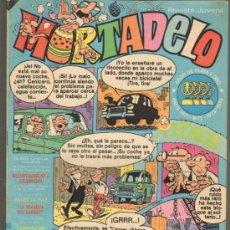 Tebeos: TEBEOS-COMICS GOYO - MORTADELO - Nº 235 - BRUGUERA - 1ª EDICION - DIFICIL *BB99. Lote 37156047