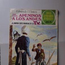 Tebeos: MARCO, COLECCIÓN JOYAS LITERARIAS JUVENILES.. Lote 37200485