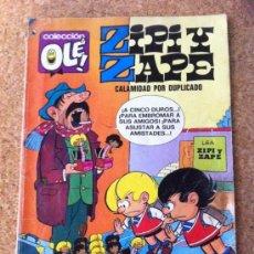 Tebeos: ZIPI ZAPE 1986 COLECCION OLE. Lote 37307995
