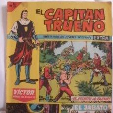 Tebeos: EL CAPITAN TRUENO EXTRA Nº 237. Lote 37331916