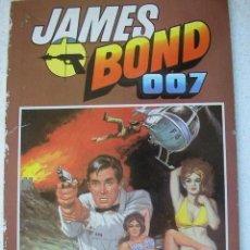 Tebeos: JAMES BOND 007 TOMO CONTIENE EL Nº 1 -2 Y 3. Lote 37332987