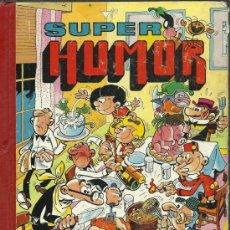 Tebeos: SUPER HUMOR TOMO NUMEROS ROMANOS XXX (30). 3 EDICION 1985. Lote 37355424