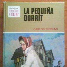 Tebeos: HISTORIAS COLOR : LA PEQUEÑA DORRIT. Lote 37383895