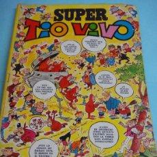 Tebeos: COMIC SUPER TIO VIVO. Nº12 23 DE ABRIL DE 1973. AÑO XIV EPOCA 2ª. INCLUYE CUPÓN PICADILLO SHOW. Lote 37403036