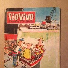 Tebeos: TIO VIVO - Nº 172 - EDITO. BRUGERA S. A. - AÑO 1960. Lote 37424513