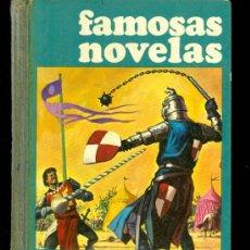 Tebeos: FAMOSAS NOVELAS VOL II. Lote 37691978