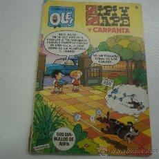 Tebeos: ZIPI Y ZAPE Y CARPANTA - COLECCION OLE - Nº 210 - AÑO 1986. Lote 37503950