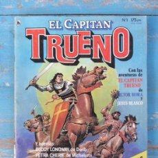 Tebeos: EL CAPITAN TRUENO - NUMERO 1 - 1986. Lote 37520977