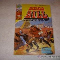 Tebeos: BUFALO BILL Nº 11, EDITORIAL BRUGUERA. Lote 37652693