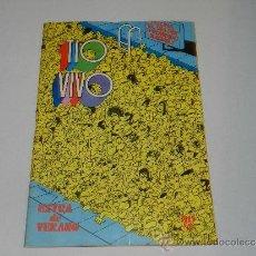 Tebeos: (M-10) TIO VIVO EXTRA DE VERANO 1974 , EDT BRUGUERA, . Lote 37587039