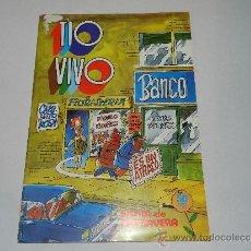 Tebeos: (M-10) TIO VIVO EXTRA DE PRIMAVERA 1977, EDT BRUGUERA, PEQUEÑA ROCE EN LA PARTE DE ARRIBA. Lote 37587055