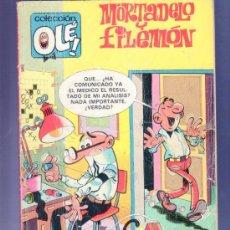 Tebeos: COLECCIÓN OLÉ! Nº 234 - M 29. EDICIONES B. MORTADELO Y FILEMÓN. 1ª ED. 1987. Lote 37775546
