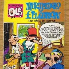 Tebeos: MORTADELO Y FILEMÓN - COLECCIÓN OLÉ Nº 86 - EDICIÓN 1982 - EDITORIAL BRUGUERA. Lote 37822505