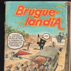 Tebeos: BRUGELANDIA. AÑO I. Nº 4.. Lote 37826690