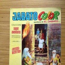 Tebeos: JABATO COLOR DESCUBIERTOS Nº 1400 AÑO IV. Lote 37845999