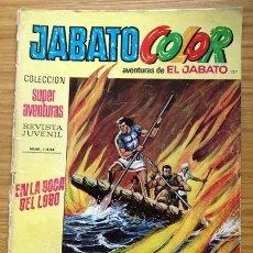Tebeos: JABATO COLOR Nº 1434 EN LA BOCA DEL LOBO AÑO IV. Lote 37846213