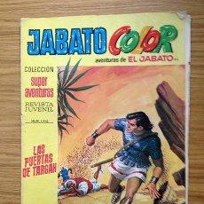 Tebeos: JABATO COLOR LAS PUERTAS DE TARHAH Nº 1412 AÑO V. Lote 37846383