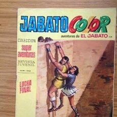 Tebeos: JABATO COLOR LUCHA FINAL Nº 1508 AÑO VI. Lote 37846418