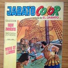Tebeos: JABATO COLOR MURO DE LLAMAS Nº 1402 AÑO IV. Lote 37846439
