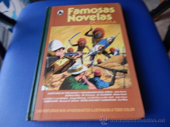 FAMOSAS NOVELAS TOMO NUM. 3 - BRUGUERA 1986 (Tebeos y Comics - Bruguera - Otros)
