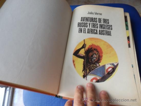 Tebeos: FAMOSAS NOVELAS TOMO Num. 3 - BRUGUERA 1986 - Foto 4 - 40485336