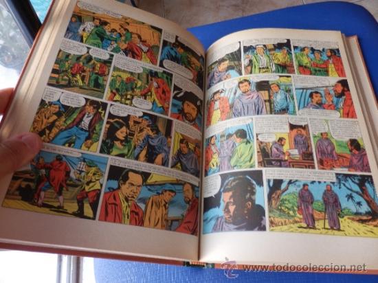 Tebeos: FAMOSAS NOVELAS TOMO Num. 3 - BRUGUERA 1986 - Foto 5 - 40485336