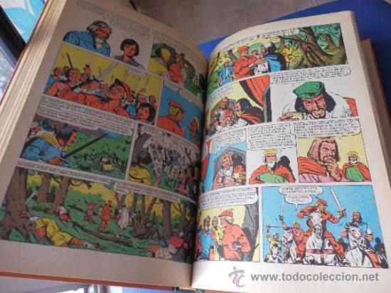 Tebeos: FAMOSAS NOVELAS TOMO Num. 3 - BRUGUERA 1986 - Foto 8 - 40485336