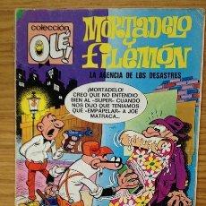 Tebeos: MORTADELO Y FILEMÓN COLECCIÓN OLÉ Nº 89 SEXTA EDICIÓN 1984. Lote 37896727