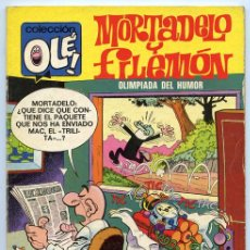 Tebeos: COLECCIÓN OLÉ! - MORTADELO Y FILEMÓN - ED. BRUGUERA - Nº 94 - 1ª EDICIÓN - 1974. Lote 37912973